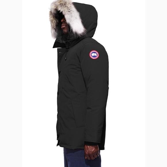 09f41547a1db Men s Canada goose chateau parka jacket